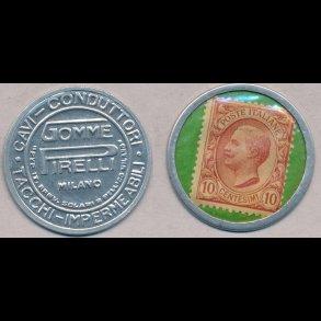 Postskillemønter