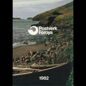 Færøerne årsmapper