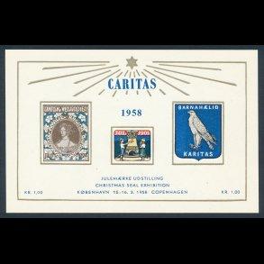 DK souvenirark-Caritas