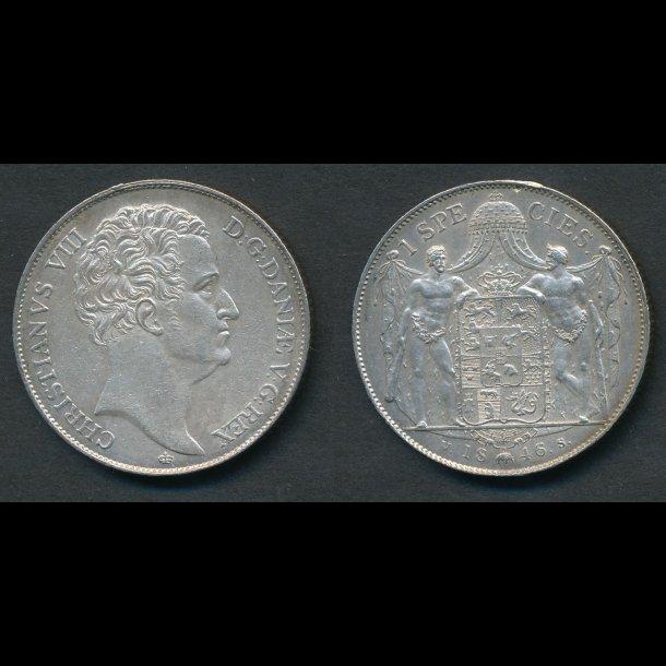 1846, VS, Christian VIII, 1 species, 01, H3F,