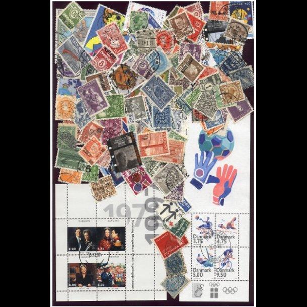 1000 frimærkepakke